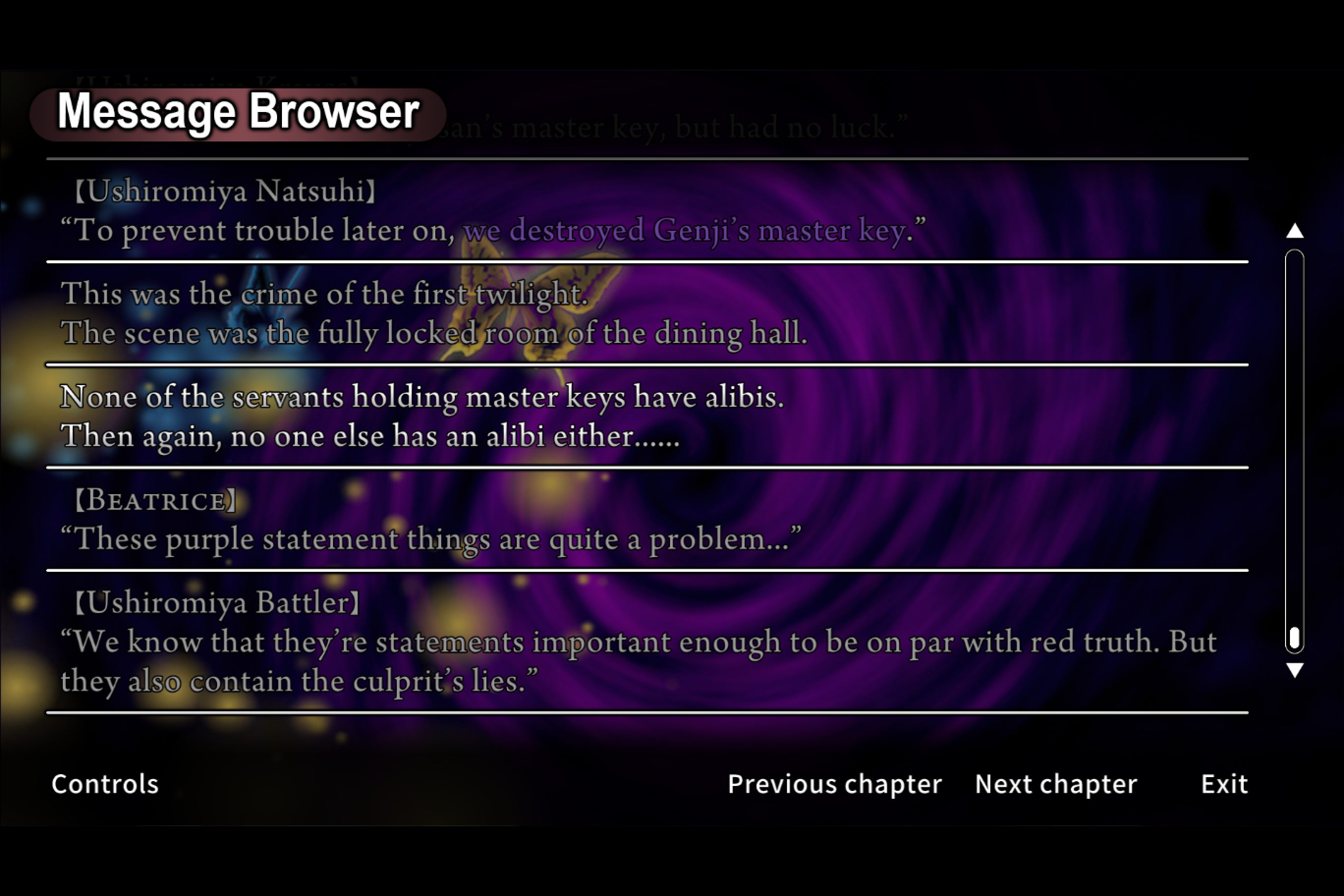 Umineko no Naku Koro ni Chiru ~Nocturne of Truth and Illusions~ (8.2a) 6_1_2020 11_30_16 PM.png